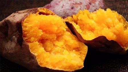 爱吃烤红薯的请点进来, 这是电饭锅烤红薯方法, 香甜软糯又好吃!