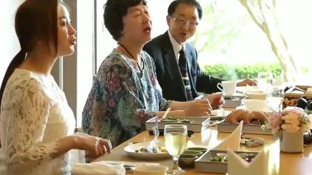 妻子的味道: 中国公公问韩国儿媳婚礼能放鞭炮嘛, 被韩国亲家一口回绝