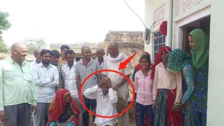 """印度""""尸体""""也开挂? 95岁老翁竟在自己的葬礼上醒了过来"""
