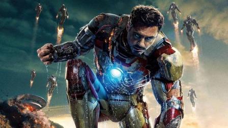 斯坦·李给了钢铁侠足够的C位,这难道就是他最想成为的样子么?