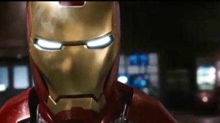 钢铁侠: 正式穿上盔甲, 决定找那些坏蛋复仇, 好帅!