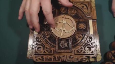 """世界上最""""神秘""""的书: 仅有5页厚, 第一页几乎无人能打开!"""