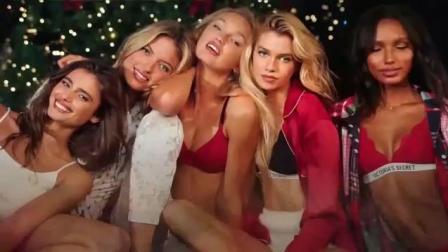 贴心礼物, 维多利亚的秘密2018圣诞睡衣系列