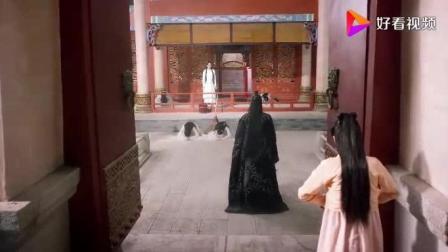 三生三世: 夜华严肃把仙娥全部赶走, 看见白浅温柔握着她肩膀