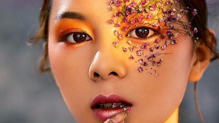【原创】美女小姐姐时尚百变创意化妆造型, 看你喜欢哪一款?