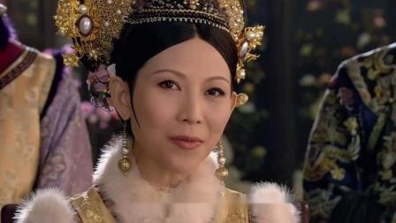甄嬛传:华妃拿樊梨花讽刺皇后庶出,甄嬛借《南柯记》替皇后解围