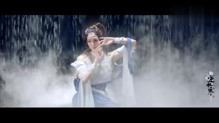 中国顶级舞者跳唯美古典舞, 就像落入凡间的一个仙女, 美的不真实