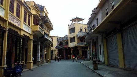 珠海市斗门旧街半日游