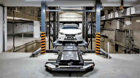 中国又一项技术辉煌世界, 2分钟自动停好汽车, 美日德上门求合作