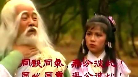 1983版射雕英雄传之东邪西毒主题曲《一生有意义》超清版