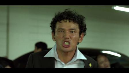 韩国黑帮电影集大成之作, 丁青战斗力爆表, 以一敌众