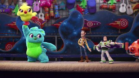 迪士尼皮克斯《玩具总动员4》最新先导预告片
