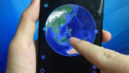 手机三维高清卫星地图! 3D立体功能超强大! 你家房顶地形图都一清二楚!