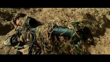 这才叫狙击动作猛片, 一人挑战整支武装, 被乱枪击毙, 足够悲壮