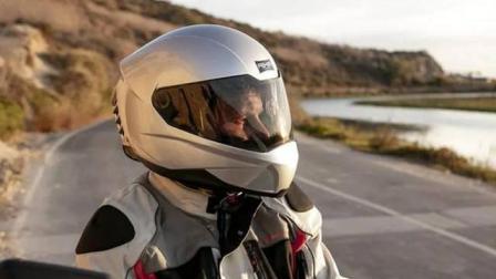老外把空调装进头盔里, 能降温15度, 让夏天骑行不闷热