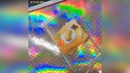 懒蛋蛋奶油胶手机壳
