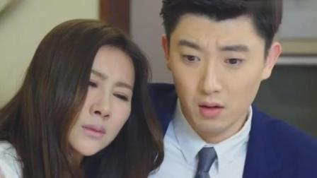 《我们的千阙歌》韩启明说这句话的时候表情真假啊!