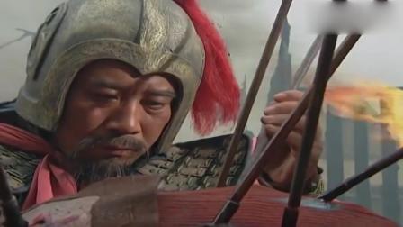 水浒传: 方腊弟弟万箭射死张顺 宋江炮轰涌金门为兄弟报仇!
