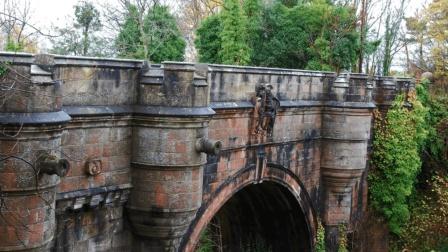 """英国的这座""""鬼桥"""", 有600只狗在此自杀, 专家终于抓住了""""凶手""""!"""