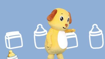 多吉律动儿歌:牛奶歌和三只熊连播版