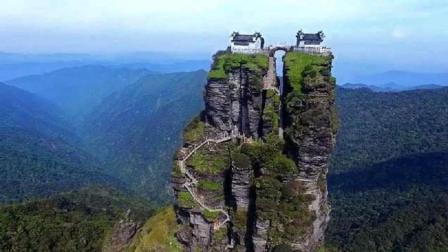 """贵州深山隐匿着一座""""天空之城"""", 被美国媒体誉为最不可思议的建筑"""