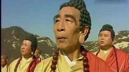 孔雀吃了如来佛祖, 不但嘛事没有, 反被佛祖当成娘