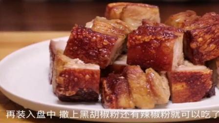 五花肉最好吃的做法, 不炒也不炖, 学会这样做, 3斤五花肉不够吃
