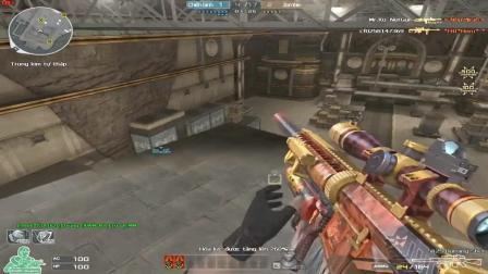 穿越火线: 一把可以变形的全能武器可以切换四种模式, 被玩家称为仙器