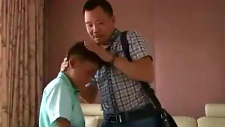 变形计城市爸爸给农村孩子100元, 之后他的行为却让人感动