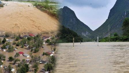 盘点世界上十大自然灾害! 一起来领略一下泥石流和洪水的咆哮吧