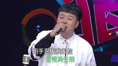 快乐大本营: 杜海涛唱歌抓错谢娜的手, 这一段太逗啦!