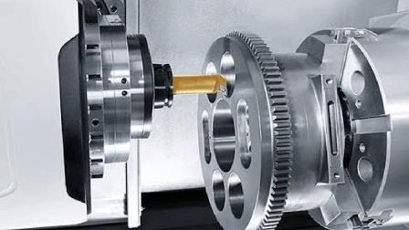精准度极高的数控切割机械! 切割配件零误差, 整套设备值得引进