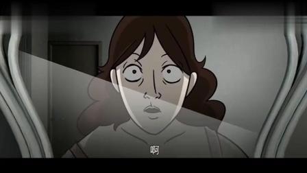 国产恐怖漫画 《乞丐的报恩》大白天的光听声音都出一身冷汗!