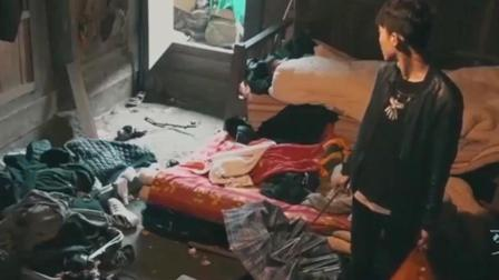 变形计: 两人从工地打工回来, 家被砸了, 陈新颖和张迪矛盾激化