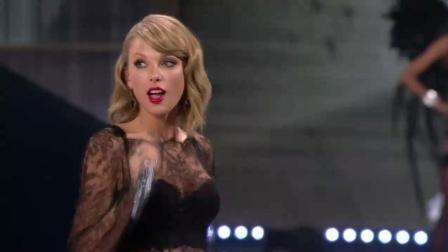 霉霉Taylor Swift 史上最强现场 Style维多利亚的秘密, 气场超强