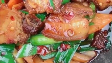 美味的炒肉, 它会成为你午餐最喜欢的美食吗?