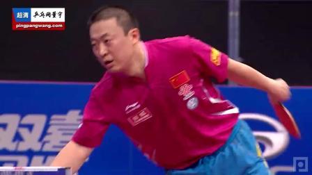 2011男单第3轮 马琳vs杰奥尼斯 乒乓球比赛视频 剪辑