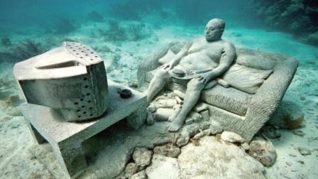 3个海底未解之谜! 科学家至今都无法解释, 到底是什么来历?