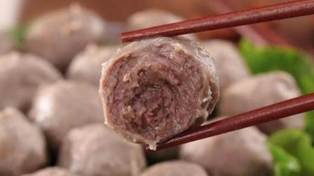 名誉全球的潮汕功夫手打牛肉丸, 美味弹牙脆口, 做法详细!