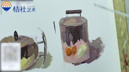 桔社艺术出品 色彩不锈钢壶(各种款式)
