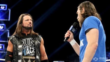 WWE2018年11月14日狂野角斗士之美国职业摔角