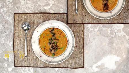 意式 奶油蘑菇汤