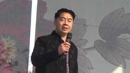 曲剧《宋士杰告状》一折, 国家一级演员、艺术家刘俊钦演唱, 郑州市曲剧团