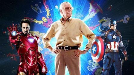 盘点漫威之父斯坦·李的经典电影合集, 致敬漫威宇宙最神奇的老人