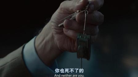 漫威最垮掉的一段科幻片, 钥匙扣一扔就变出一辆坦克