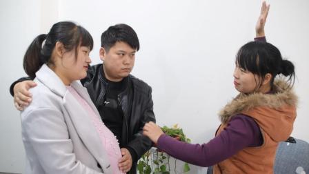 董事长嫌弃妻子生不了孩子, 带着怀孕女孩回家, 妻子的举动太感人