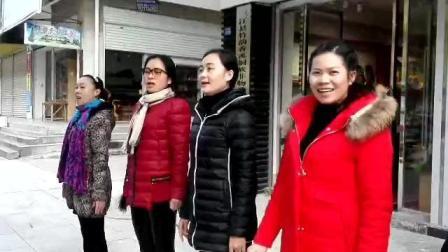 柳州三江侗族姑娘演唱的民族歌曲