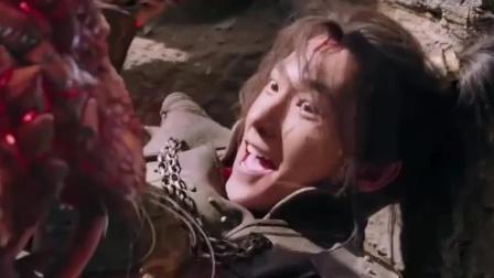 """武动乾坤: 凶巴巴的火蠎虎, 竟然还是个""""吃货"""", 这太反差萌了!"""