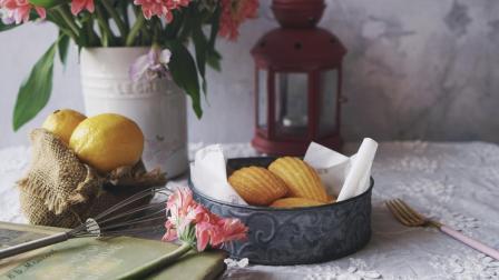 我的日常料理 第二季 超完美配方教你制作暖心冬季伴手礼-法式玛德琳贝壳蛋糕