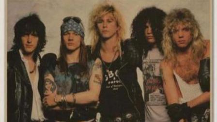 Guns N'Roses枪花 荡气回肠 超经典Don't Cry, 慢慢回味!